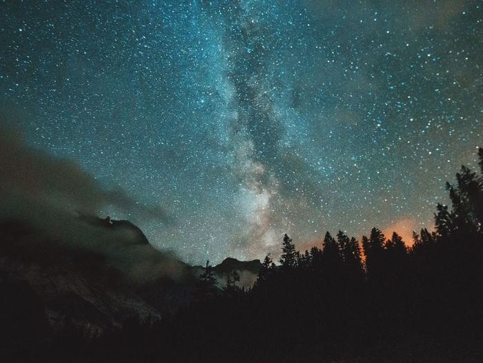 Milkyway Stars Landscape Hidden Gems  Long Exposure Mountains Clouds Night Nightphotography Switzerland Night Sky Starry Sky Nature Overnight Success