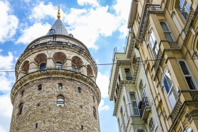 Architecture Building Exterior Built Structure Church Galata Galata Tower History Istanbul Istanbul Turkey Place Of Worship Religion Spirituality Turkey