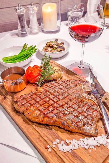 Steaks T Bone