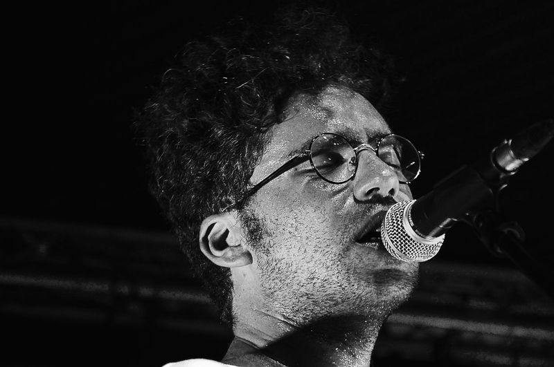 Parquet Courts Music Photography  Musician Singer  Black And White Portrait Punk NYC Open Edit