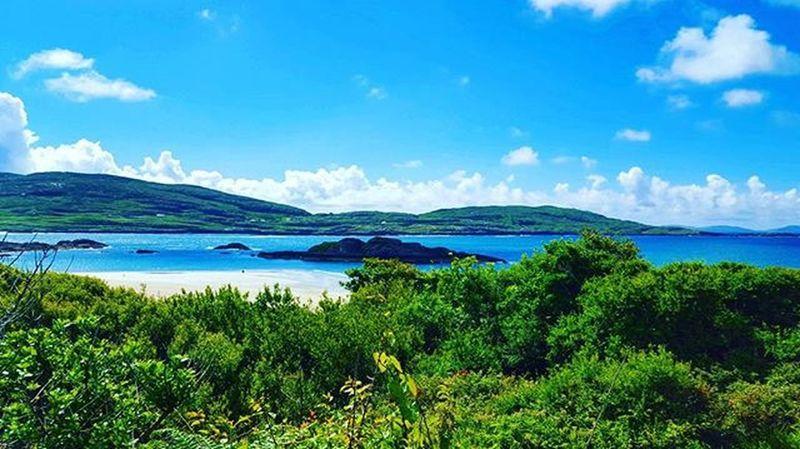 Beach Seaside Sea Kerry CountyKerry Derrynane Westireland Ireland Instaireland Insta_ireland