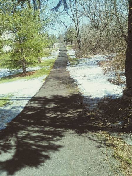 My Daily Commute Pathway Path Open Edit Bucks County