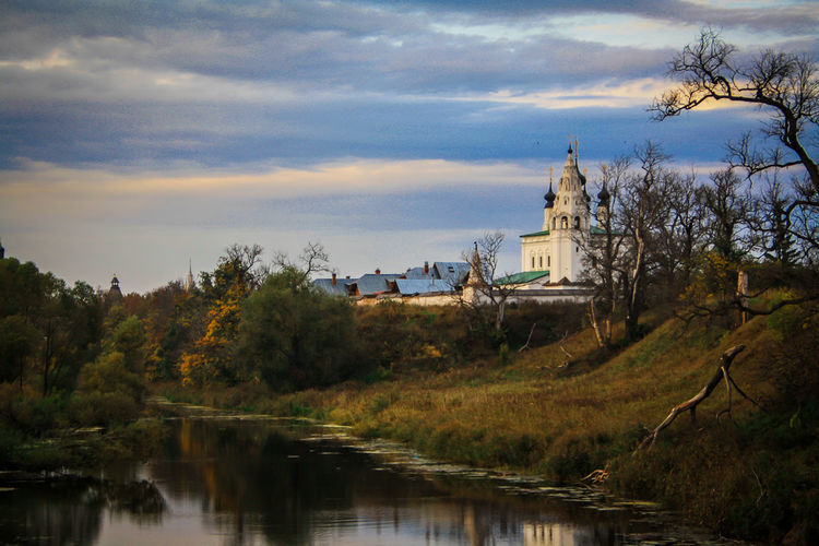 Russia Suzdal Picture River EyeEm Best Shots Curch EyeEm Best Edits Best Of EyeEm