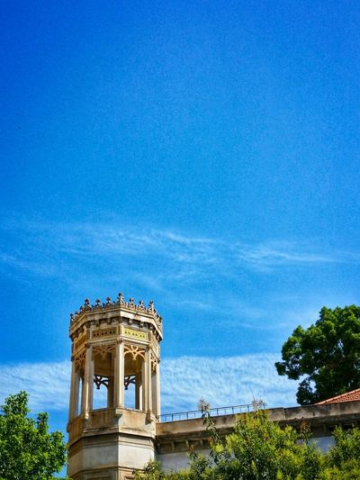 A Little Gothic Tower On The Rooftop Of An Art Nouveau Mansion Palermo Sicily Italy Travel Photography Travel Voyage Traveling Mobile Photography Fine Art Architecture Details Mobile Editing