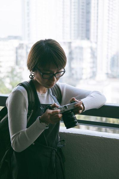 FUJIFILM X-T1 Explore Hk Portrait Portrait Of A Friend Portrait Of A Woman