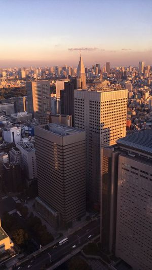 Docomo Tower が出来てから、 新宿 Shinjuku の風景は、変わったなぁと思う。特に、昔からよく遊んだ代々木駅周辺の人の流れは大きく変わった。 City Cityscape Skyscraper Sky Urban Skyline Sunset Dusk 逢魔が時 Urban Landscape Urban From My Point Of View Landscape EyeEm Best Shots EyeEmBestPics Walking Around Cityscapes Sunset_collection Sunset Silhouettes ゆうやけ Architecture
