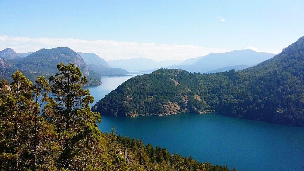 Descanso Relax Montañas❤ Azules Naturaleza Tree Water Mountain Lake Forest Pinaceae Sky Mountain Range Landscape Pine Tree Tranquil Scene