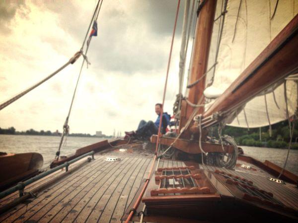 Sailing Johanna Von Amrum Hafengeburtstag