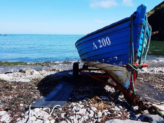 Boat Seaside