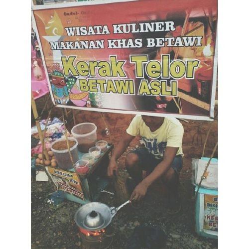 Haha Kerak Telor Goes To Borneo Keraktelor Kuliner