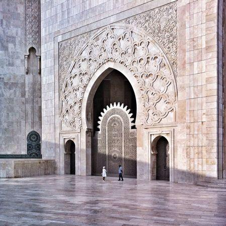 Casablanca, Mosquée Hassan 2 Traveling Architecture Exploring Taking Photos