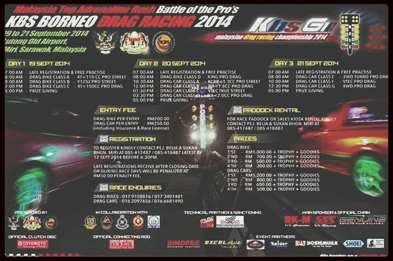 Another Drag What!!! Can Wait To Participate The Drag!!! GO!! GO!! SRT!! Check This Out Dragrace!!! Dragwar!!! Kuching, Sarawak