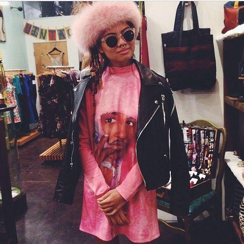 All Pink Everything Killa Cam Cam'ron Aesthetics Gorgeous Model Fashion Street Fashion Urban Fashion