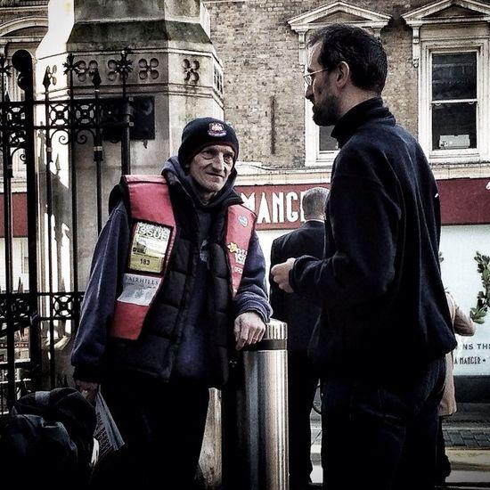 The Big Issue Series The Street Photographer - 2014 EyeEm Awards