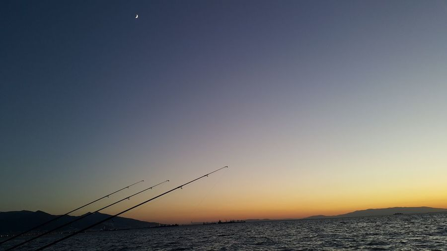 Izmir Turkey Sunset Sunshine Moon Relax Sea No Filter Noeffect Alsancak Kordon Alsancak Kordon