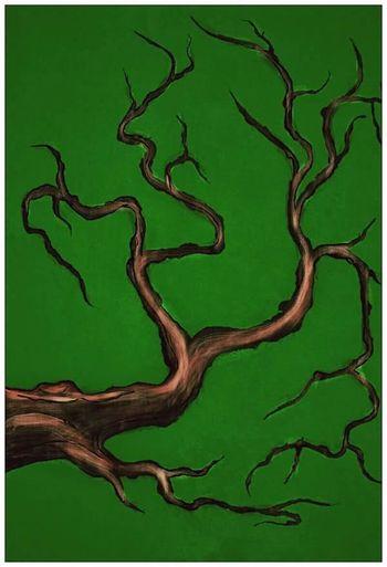 Tree Art Tree Trunk Myartwork Myowncreation  Digital Painting Mobilepainting Art, Drawing, Creativity Imagination And Creative EyeemArtLover Eyeemartgallery