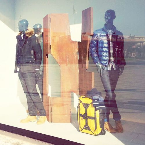 Visuals Window Moda Visual Addiction #hombre #lloyd`s