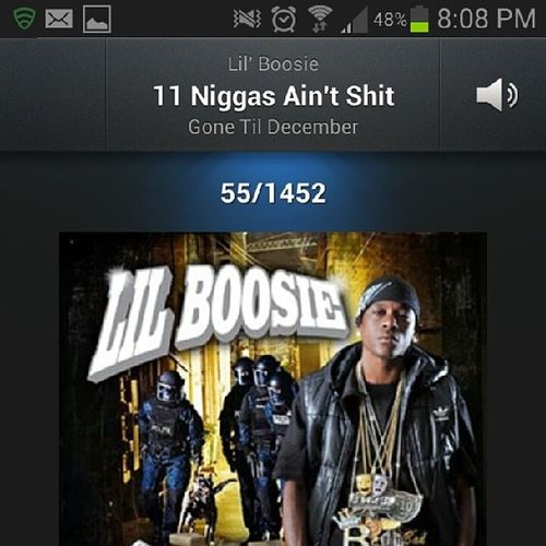 I dont put nothing on nothing but 0nHood this my shit NiggasAintShit the song speaks 4 itself FreeBoosieNow