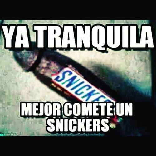 Concariño Enanillo Chuky Snickers Lmaoooooo