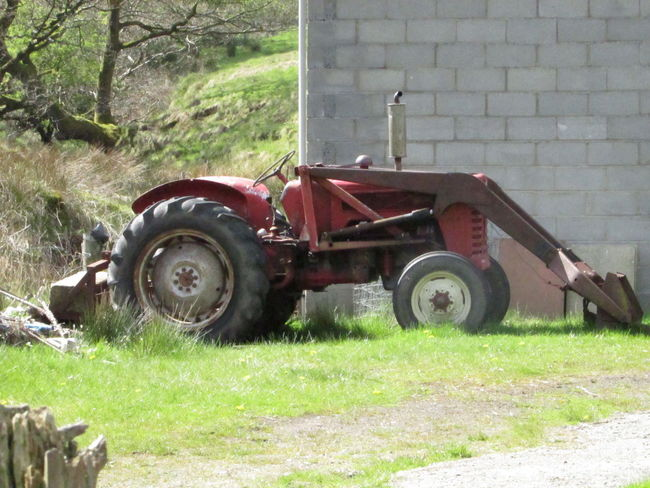 #farm IntheCountry Old Rusty Autos Tractor