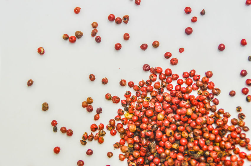 Red Peppercorn Herbs Cooking Ingredient The Week on EyeEm Spice White Background Food Healthy Eating Red Fruit Food And Drink Ingredient Seed Freshness Healthy Lifestyle No People Day
