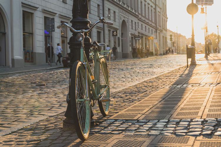 Bike Light Sun