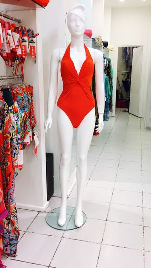 EyeEm Nature Lover One Person Full Length Red Standing Only Women Females One Woman Only EyeEmBestPics Eyeem Philippines Eyem Gallery Eye4photography  Mannequin Adults Only Portrait Indoors  People Beautiful Woman Adult Low Section Day Eehh Eyemphotography Eyeusman EyeEm Best Shots