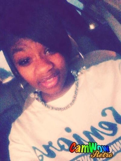 Yesterday  . On My Way To See My Oreo !