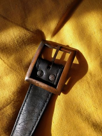 Love No People Close-up Indoors  Unity Togetherness Day Belt  Girdle Cinch Cincture Buckle Clasp Ouch Acsessory Leather Fashion Style Backgrounds Close Up Mobilephotography Abstract