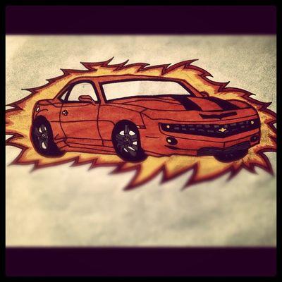 Chevrolet camaro !!!