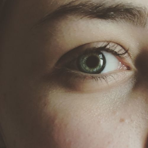 in love with these eyes