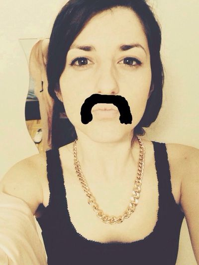 Show Us Your Mo By Movember Mosista it's Movember guuuys!!! Grow a moustache!