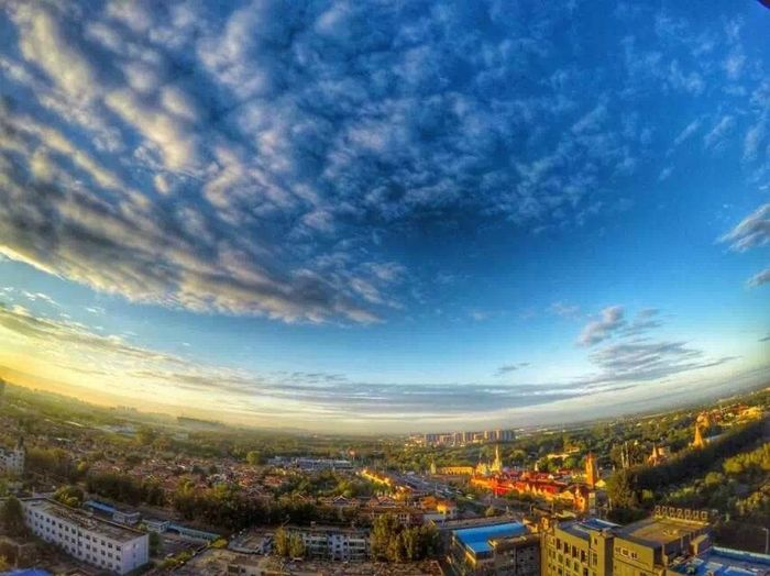 Untold Stories Gopro Sky City
