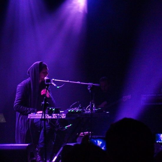 It's amazing! Sohn live in HK! 4AD Sohn