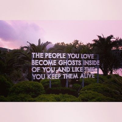 👍 InstaQuotes True Nice People ghost alive sad tumblr