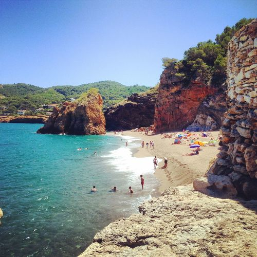 Beach Beachphotography Beach Life SPAIN Pals Summer Landscape Sommergefühle