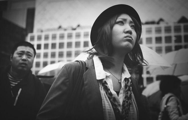 Tokyo 2012 Street Photography Japan Shibuya Woman