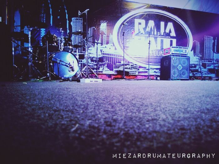 Final Raja Band KL 2014, this 7 December. Support my band, The Rudean. Live Music Pertandingan Raja Band KL DrummerGirl EyeEm Malaysia