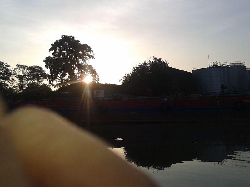 Oooh. Goodmorning sunshine. :) NoFilter.