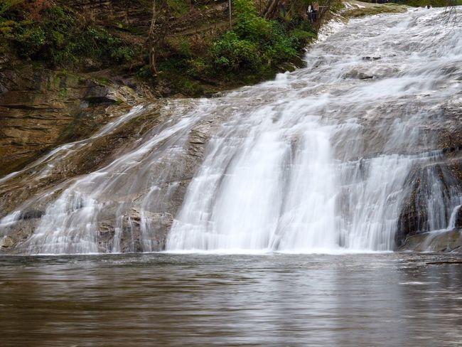養老渓谷 粟又の滝 養老の滝 滝 Waterfall Water Scenics Travel Destinations Cliff Rock - Object Long Exposure Rapid Nature Outdoors Power In Nature Stream - Flowing Water No People Motion Steep Tree Vacations Beauty In Nature Day