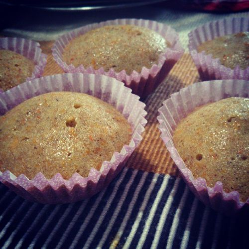 Carrot cupcakes Feelingchef Sweettooth Baking