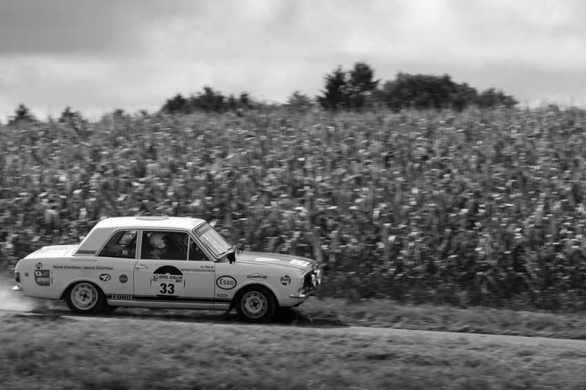 Eifel-rallye-festival Rallye Car Black And White Blackandwhite Car Outdoors Rallye Transportation