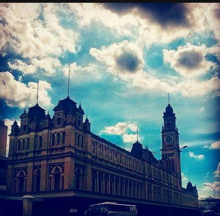Sé Architecture Cloud - Sky