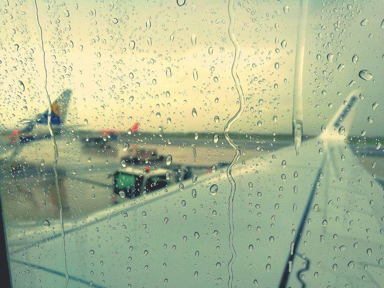Si ritorna sempre dov'è casa!❤️Drop Sky Wet Window RainDrop Window ❤️casarfiumicinoairport Rome Italy🇮🇹 Ryanair Comebackhome RainyDay Grey Eye4photography  EyeEm Gallery Drop Wet No People Nature Day Backgrounds RainDrop Water Outdoors Animal Themes Sky