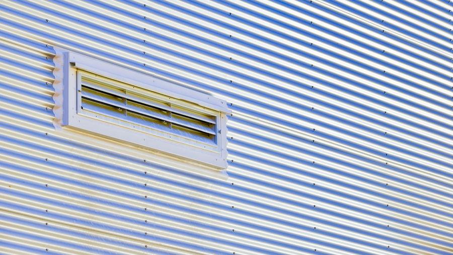 Close-up of shutter