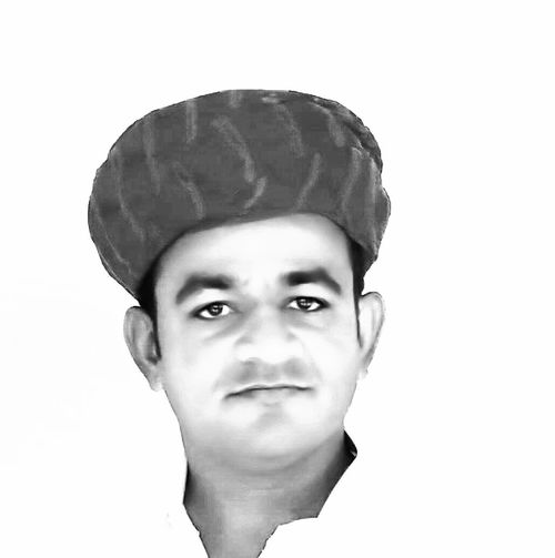 Me Myself And I Rajasthan Safa On Head Traditional Rajasthani Culture Dressing Praveenrajpurohitunn Uniqueness Welcome To Black