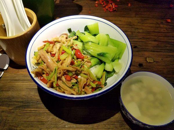大碗饭,回到人民公社时代!可惜价格回不去了! 美食 Food And Drink Healthy Eating Ready-to-eat Indoors  Freshness Bowl Food