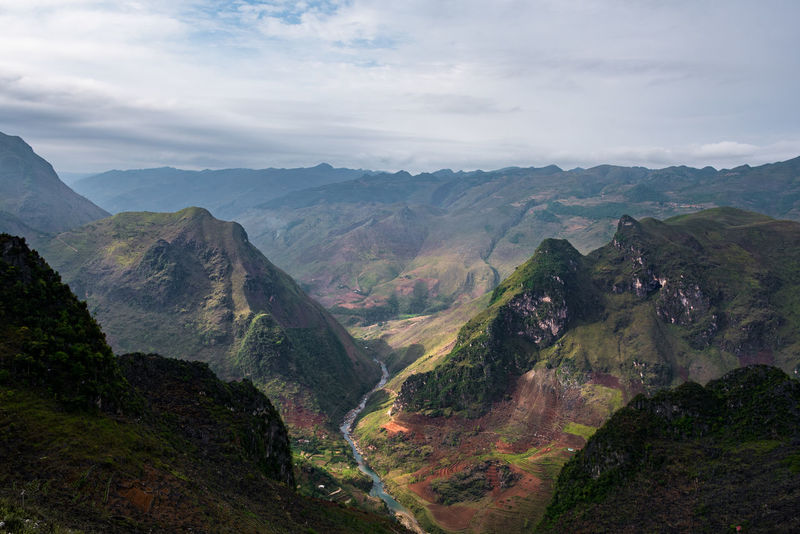 Beauty In Nature Canyon Ha Giang, Vietnam Hà Giang Landscape Landscape Photography Landscape_photography Mountain Mountain Range Scenics South East Asia Travel Destinations Travel Photography Viet Nam Vietnam