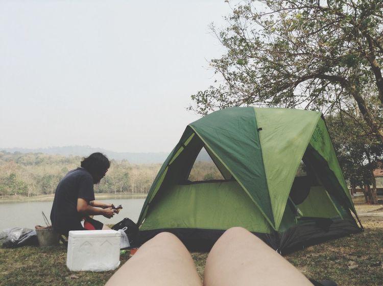 2คืนแล้ว อีกซักคืนไม๊เต้!!! Camping Relaxing EyeEm Nature Lover Traveling