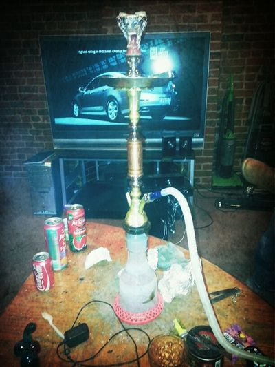 hookah and football nothing better Hookah